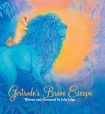 Gertrude's Brave Escape front cover